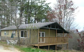 Bryson City, NC vacation cabin rental